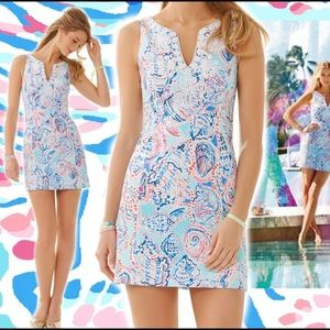 Lilly Pulitzer 'Shell Me About It' Gabby Shift 4